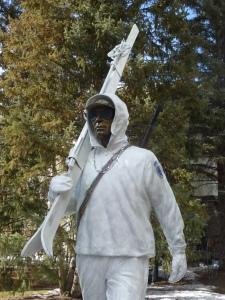 The Ski Trooper