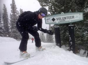 Volunteer at the Volunteer