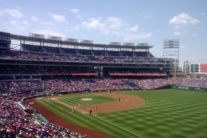 Major League Baseball at the Nationals Park