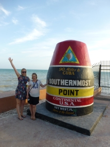 The Southernmost Point of the Continental USA