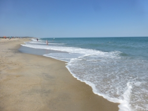 Atlantic Ocean!