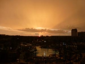 Orlando Sunset