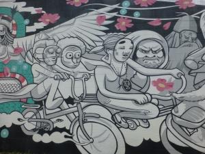 Mural Riders